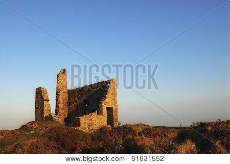 Cornish engine house