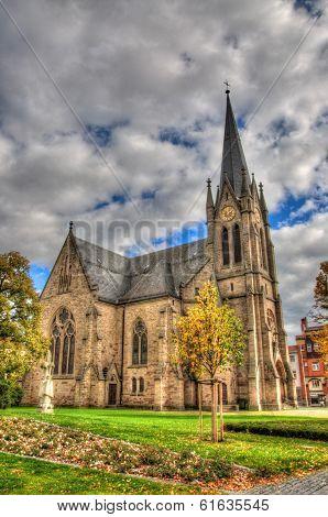 Old Catholic Church, Fulda, Hessen, Germany