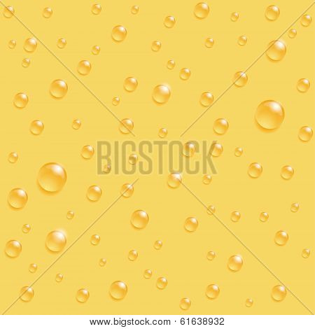Drops seamless pattern