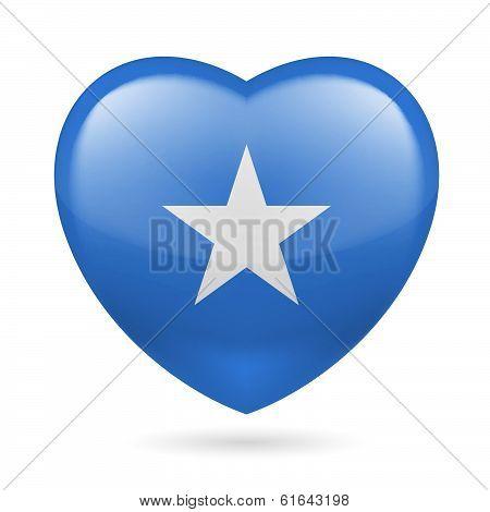 Heart icon of Somalia