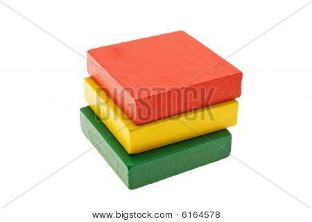 Multi-coloured Cubes