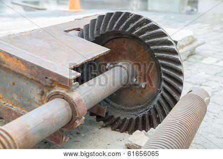 Greasy Gears