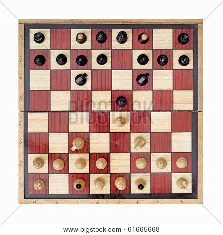 Start Chess Game