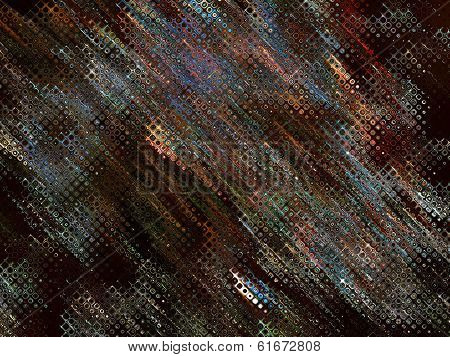 Multicolored Sparkling Abstract Background.