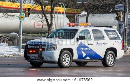 Emergency Medical Services In Toronto