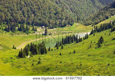Sisko Lake in