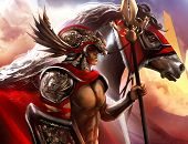 picture of battlefield  - Warrior  - JPG