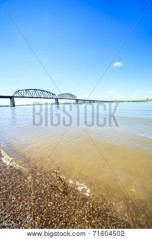 Beautiful, Wide Missouri River