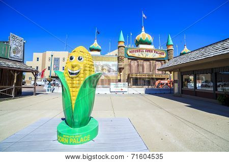 Mitchell Corn Palace.