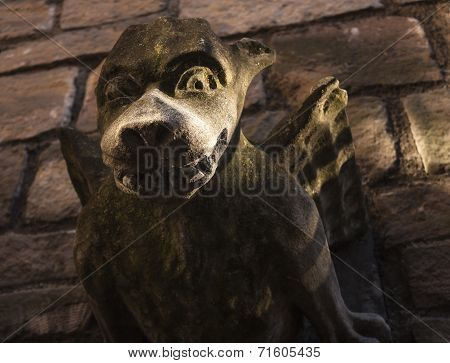 Gargoyle  in York England