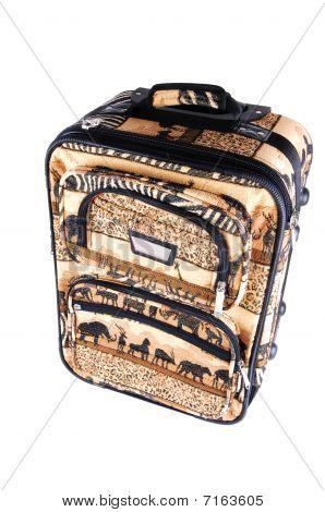 Koffer bereit für die Reise.
