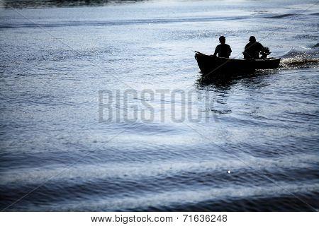 Men In A Boat