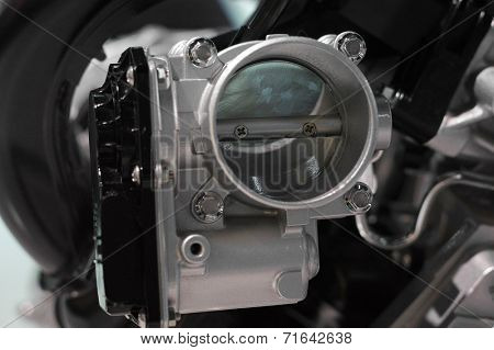 the image of a gasolene-throttle