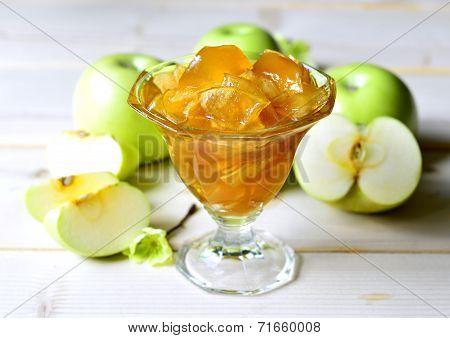 Apple Jam.
