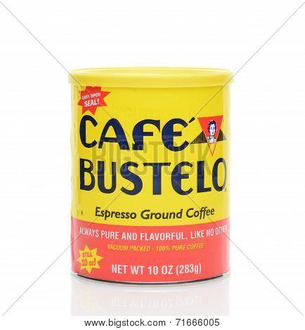 Cafe Bustelo Espresso