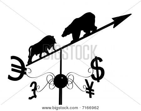 Financial Weather Vane