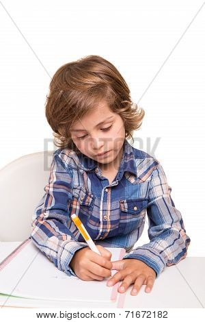 Student Writting