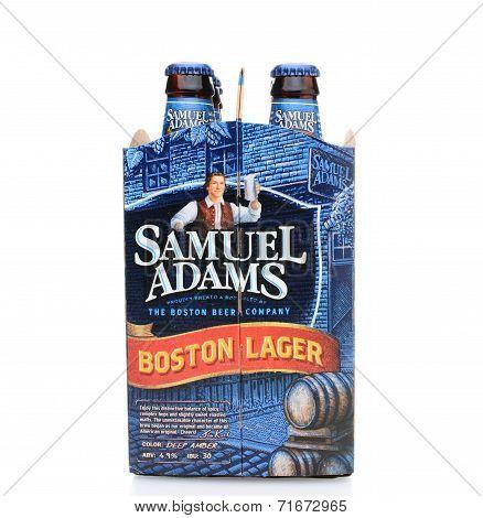 Samuel Adams Boston Lager Six Pack