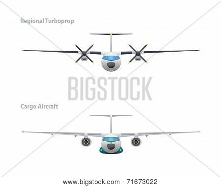 Regional Turboprop And Cargo Aircraft