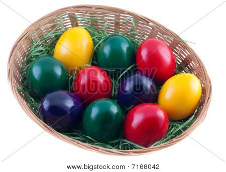 Colorful Eggs
