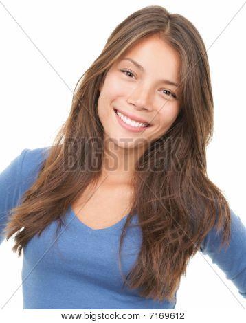 Sonriente - multirracial