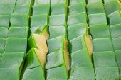 picture of chan  - Ancient Thai sweet dessert as known - JPG