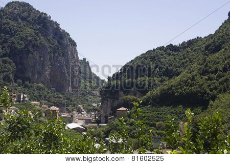 Amalfi Landscape Overview