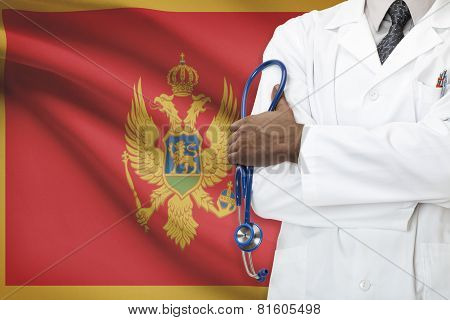 Concept Of National Healthcare System - Montenegro