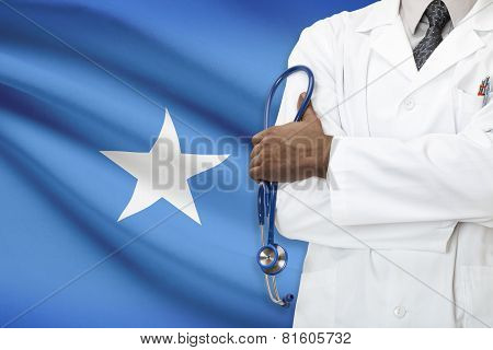 Concept Of National Healthcare System - Somalia