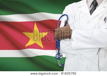 Concept Of National Healthcare System - Surinam