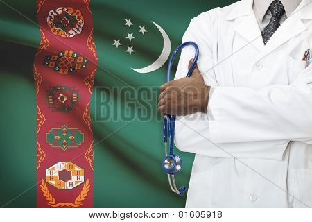 Concept Of National Healthcare System - Turkmenistan