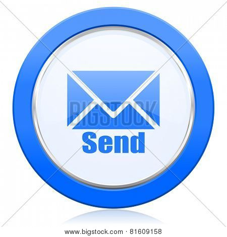 send icon post sign