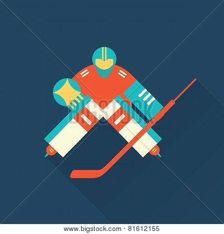 hockey sport icon