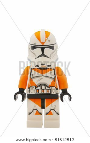 212Th Clone Trooper Lego Minifigure