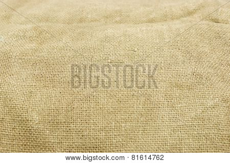 Hessian Burlap Sacking Or Gunny Bag Background