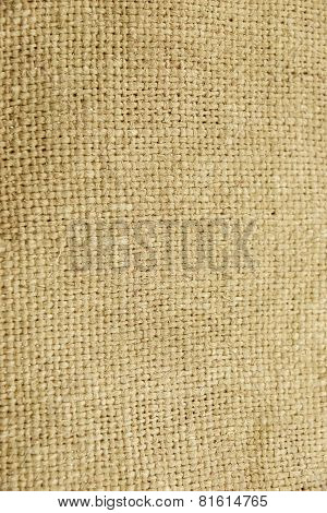 Hessian Burlap Sacking Vertical Background