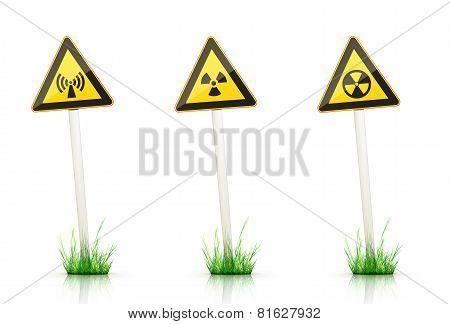 Sign – Warning