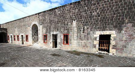Brimstone Hill Fortress - Citadel