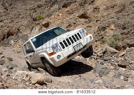 Offroad in Oman