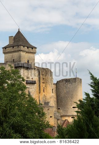 The Chateau de Castelnaud