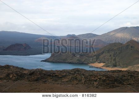 Galapagos Islands Scenic View