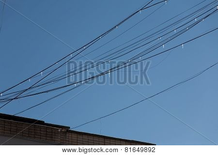 chaos electric wires