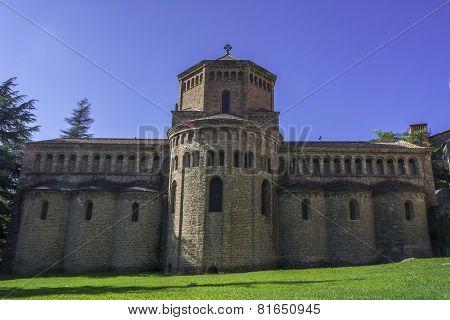 Monastery Santa Maria De Ripoll