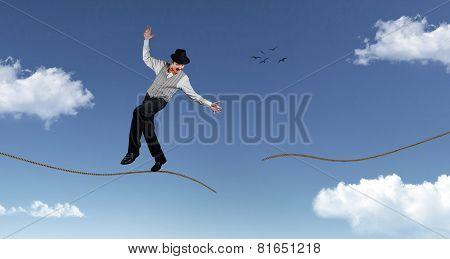 Risk In The Sky