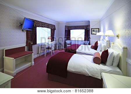 Room in Killeen House Hotel