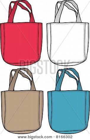 Mode Bag-illustration