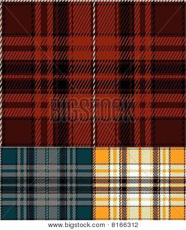 seamless fabric textile pattern