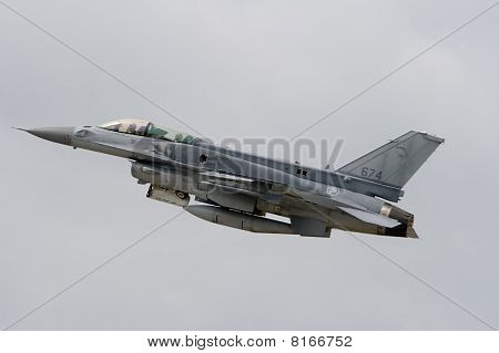 F-16D Singapore Air Force