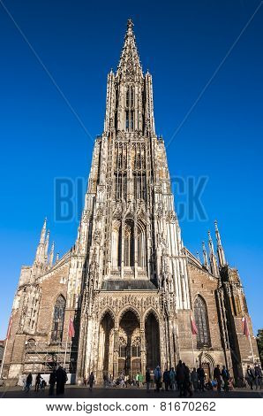 Cathedral in Ulm