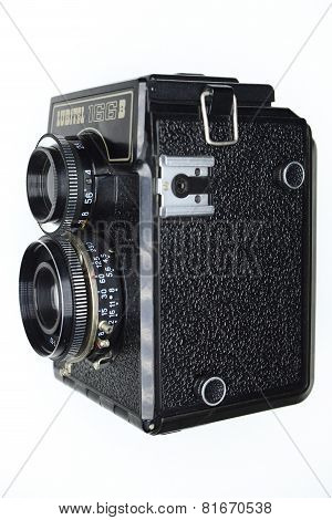 Photocamera Lubitel In Private Collection On November 23, 2014